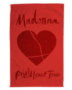 REBEL HEART TOUR - 2015 OFFICIAL TOUR TOWEL